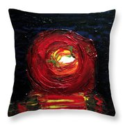 Social Responsibility - Series 'live And Let Live' Throw Pillow