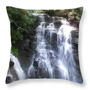 Soco Falls Throw Pillow