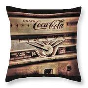 Soda Throw Pillow