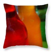 Soda Pop 3 Throw Pillow