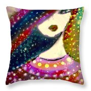 Soeur Margerite  Throw Pillow