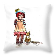 Sofie Throw Pillow