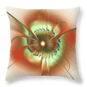 Soft Elegance Throw Pillow