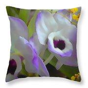 Soft Majesty Throw Pillow
