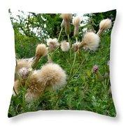 Soft Nature Throw Pillow