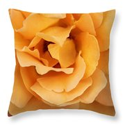 Soft Yellow  Throw Pillow
