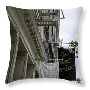 Soho 2 - Nyc Throw Pillow