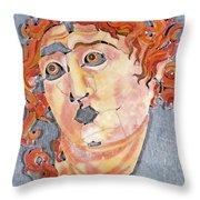 Sol Invictus Throw Pillow