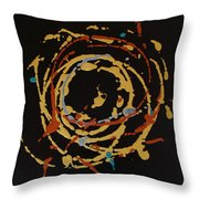 Solaris Throw Pillow