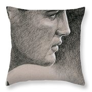 Soldier Boy Throw Pillow