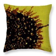 Sole Explosion  Throw Pillow