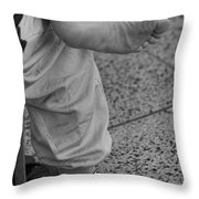 Sole Obsession  Throw Pillow