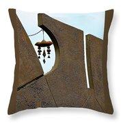 Soleri Bells Throw Pillow