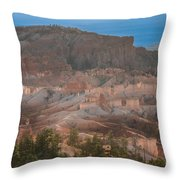 Solidly Transparent Throw Pillow