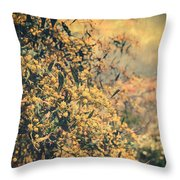 Solo Lei Throw Pillow