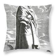 Solon Of Athens, Sage Of Greece Throw Pillow