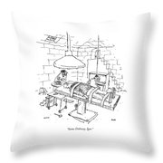Some Debussy Throw Pillow