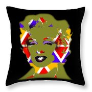 Some Like It Native Throw Pillow