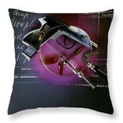 Some Other Woman Throw Pillow