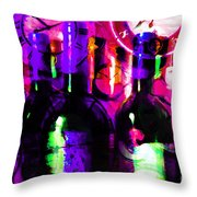 Some Things Get Better With Time M88 Throw Pillow