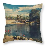 Some Wishes Throw Pillow
