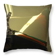 Somebody's Baby Throw Pillow