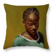 Somebody's Sister Throw Pillow
