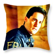 Someone Who'll Listen Throw Pillow
