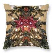 Something Completely Different Throw Pillow