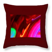 Somewhere In The Universe Throw Pillow