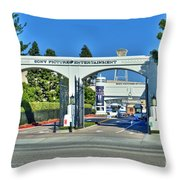 Sony Pictures Entertainment Inc. Spe Throw Pillow