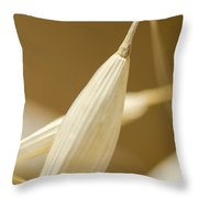 Soothing Art Throw Pillow