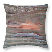 Soothing The Soul Throw Pillow