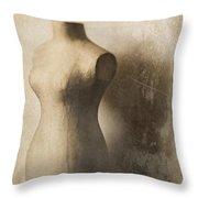 Sophistication Throw Pillow by Amy Weiss