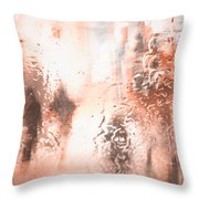 Sore Wounded Trails  Throw Pillow
