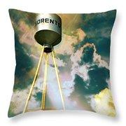 Sorento Illinois Tower Throw Pillow
