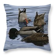 Sorry I Just Don't See It Throw Pillow