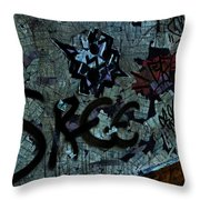Sorry Temporarily Unavailable  Throw Pillow