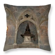 Sorted Throw Pillow