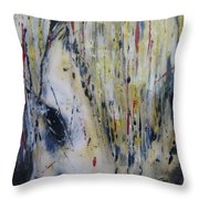 Soul Mare Throw Pillow