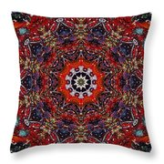 Soul Of The Universe Throw Pillow
