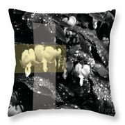 Soul Rain Throw Pillow