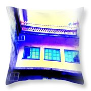 See The Soul Of The House In The Windows Throw Pillow