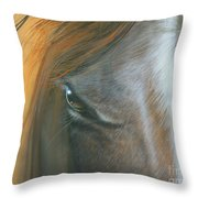 Soul Within Throw Pillow