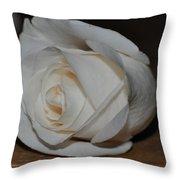 Soulful Beauty Throw Pillow