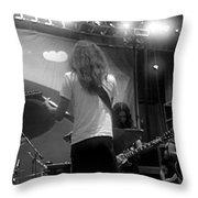 Soundcheck #11 Throw Pillow