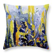 Sounds So Soothing Throw Pillow by Thomas Hampton