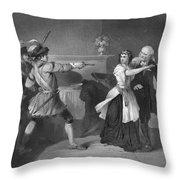 South Carolina: Loyalists Throw Pillow