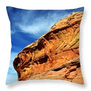 South Coyote Buttes 6 Throw Pillow