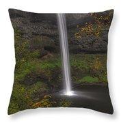 South Falls 1  Throw Pillow